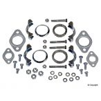 Exhaust Muffler Hardware & Gasket Set