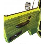 Front Door Panels - Westfalia Green (Pair)