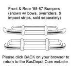 Bumper Guard/Overrider