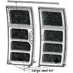 Side Cargo Door Seal Kit