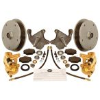 Drop Spindle Disc Kit - 2-1/2 Inch