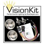 VisionKit - Performance Headlight Upgrade Kit