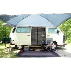 Ezy Awning Plus - LARGER Version - Gray