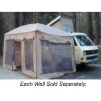 Side Wall for Ezy Awning (Beige)