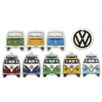 VW Air Freshener - Choice of Styles/Colors/Scents
