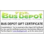 Bus Depot Gift Card by Email
