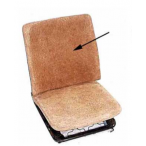 Seat Padding Front Back Rest