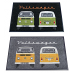 VW Bus Welcome Mat